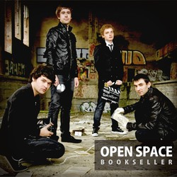 Мини-альбом Open Space «Bookseller»