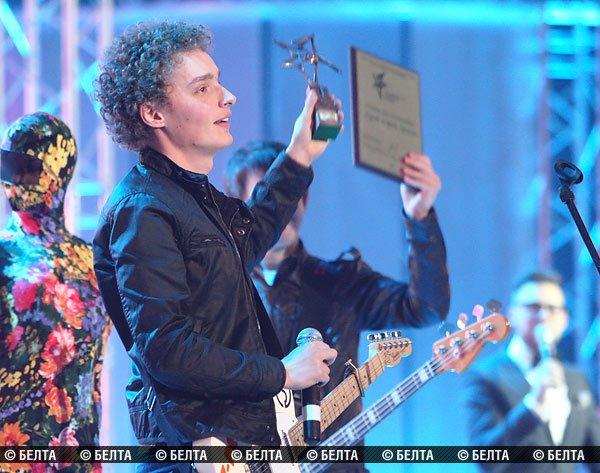 «Лучший рок-исполнитель (коллектив)» — группа Open Space