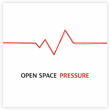 Open Space «Pressure» album art (обложка)